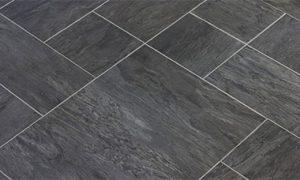 Vinyl in tiles (LVT)